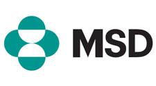 Logo van MSD