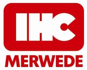 Logo van IHC Merwede