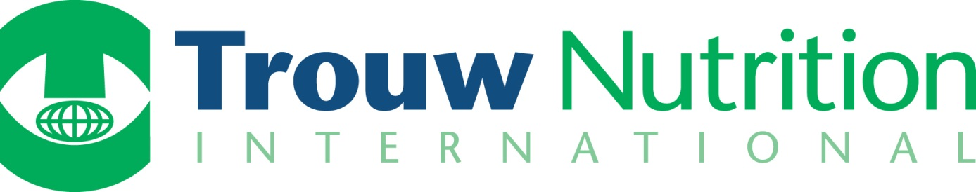 Logo van Trouw Nutrition