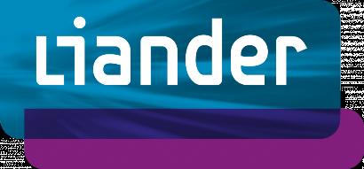 Logo van Liander