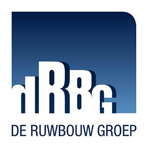 Logo van De Ruw Bouw Groep