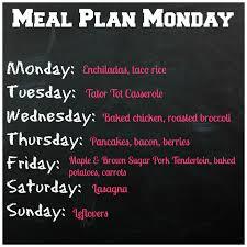 Standardized Meal System