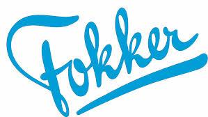 Logo van Fokker