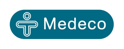 Logo van Medeco